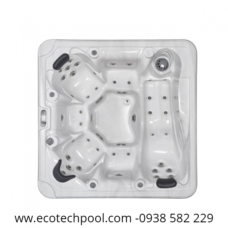 bồn tắm composite giá rẻ