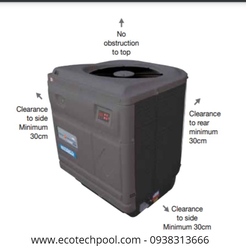 phân phối máy bơm hồ bơi chính hãng